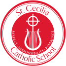 St. Cecilia Catholic School Logo